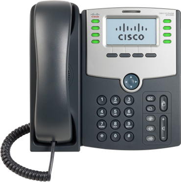 A full featured 8 line business class IP phone with speakerphone, caller ID, mute and more. The phone includes dedicated buttons for voicemail, mute, hold, speaker, headset, and common functions. Includes power adapter.