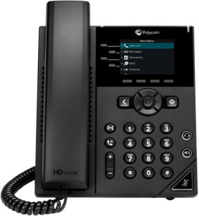 This entry-level IP desk phone delivers reliable performance and enterprise-grade sound quality. It is ideal for knowledge workers and cubicle workers who need the high-quality features that today's modern business environment demands.