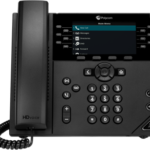 A high-quality, twelve-line, color IP phone for businesses of all sizes. The Polycom VVX 450 is ideal for high call volume handlers such as receptionist and call attendants.